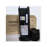 原装正品 TOSHIBA/东芝T1600 墨粉 东芝1600黑色碳粉(适用东芝(TOSHIBA) 169复印机 )粉盒  墨盒 粉仓