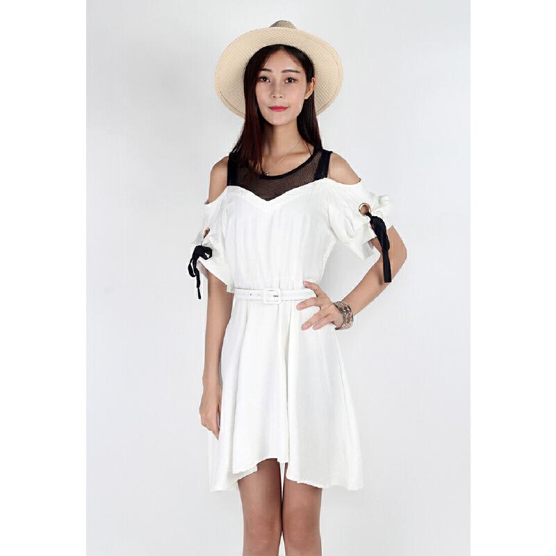 可爱 淑女装:今年春夏鲜艳色彩裙装正流行,图片尺寸:500×767,来自