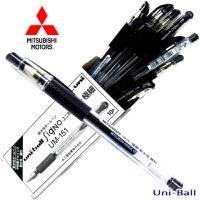 日本原装三菱UM-151中性笔/水笔/UM151签字水笔/0.38mm