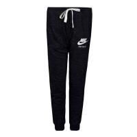 Nike耐克女裤 2017新款 运动休闲针织透气小脚长裤 883732-010 现