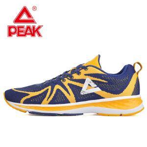 Peak/匹克 夏季男跑鞋 飞织透气舒适时尚运动缓震跑步鞋DH620371