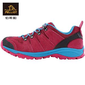 【618返场大促】法国PELLIOT户外低帮登山鞋 男女秋冬透气防滑耐磨徒步户外鞋正品