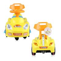 Auby 澳贝 运动系列 欢乐扭扭车 带推杆