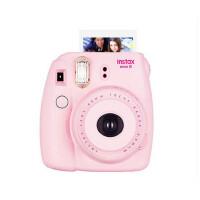 【可礼品卡支付+包邮】Fujifilm/富士 instax mini8一次成像相机粉色 拍立得胶片 趣奇相机