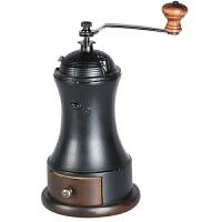 台湾原装BE9703古典手摇磨豆机 手动咖啡豆研磨机 铸铁机身