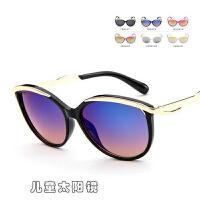 2016新款韩版儿童亲子太阳镜 6309男女童墨镜 可爱D家小辣椒眼镜