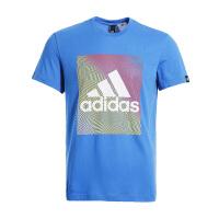 Adidas阿迪达斯男装 2017夏季新款运动训练透气短袖T恤 CG1658/CG1654