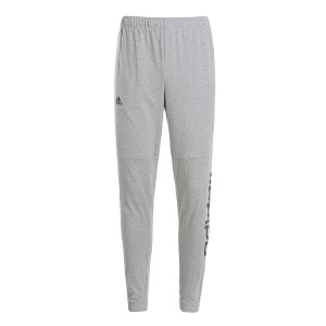 Adidas阿迪达斯男裤 2017夏季新款运动休闲针织薄款小脚长裤 BQ9105