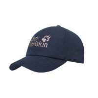 狼爪(Jack Wolfskin)2017款男女棒球帽鸭舌帽春夏防晒遮阳帽子1900671