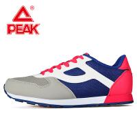 Peak/匹克 女款透气舒适百搭时尚休闲耐磨运动鞋RE53548E