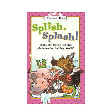 I Can Read My First Splish Splash!    ISBN:9780064442824