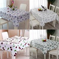 木儿家居 PVC防水防油免水洗桌布多款可选圆桌方桌桌布茶几桌布