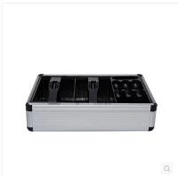 金隆兴B1163铝合金收银箱多功能银行财务箱文化用品