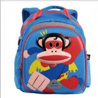 大嘴猴儿童书包小学生1-3年级双肩背包大容量文具收纳包2091
