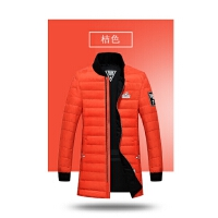 吉普盾羽绒服男2016秋冬新品户外立领羽绒服青年韩版男士外套两面穿16002D1638