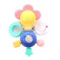 Toyroyal 日本 皇室玩具 牙胶摇铃 安全 无毒 磨牙 挂件 儿童摇铃