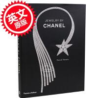 [现货]香奈儿:珠宝设计 英文原版 Jewelry by Chanel 精装 大开本 珠宝设计 收藏 Thames & Hudson
