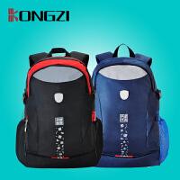 孔子书包中小学生男女双肩包复古时尚简约休闲大容量背包D103