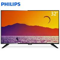飞利浦(PHILIPS)32PHF3001/T3 32英寸 高清LED液晶平板电视机(卧室+客厅)