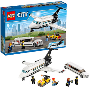 [当当自营]LEGO 乐高 City城市系列 机场VIP贵宾服务 积木拼插儿童益智玩具60102