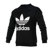 Adidas阿迪达斯 2017新款男子三叶草运动休闲卫衣套头衫 BK5866/AY7791