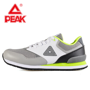 Peak/匹克 春季男款时尚运动舒适百搭防滑耐磨休闲鞋RE61617E