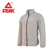 匹克 立领时尚百搭耐磨保暖防风运动棉服 F563037