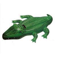 INTEX 小鳄鱼坐骑58546 充气坐骑 座骑 儿童游泳圈 充气玩具
