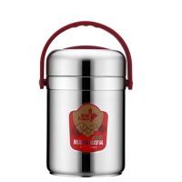 304不锈钢提锅    3层保温桶  多层分格保温饭桶 不锈钢保温饭盒