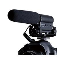 Takstar/得胜 SGC-598 DV摄像机单反话筒 外置麦克风 录音采访麦