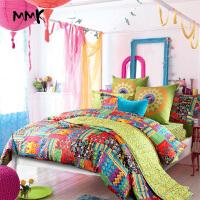 多喜爱家纺MMK全棉斜纹床单款四件套 米拉之城