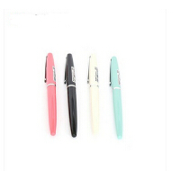 晨光 金属水性宝珠笔 中性笔 希格玛 ARP48301 黑0.5MM颜色随机一口价为一支