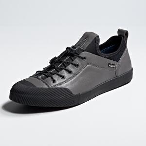 AIRTEX英国亚特真皮轻便透气板鞋英伦潮流户外休闲男鞋