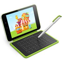 步步高(BBK)家教机kids 绿色 智能写字板 儿童平板 点读机 儿童写字板 安全护眼 学英语 学生平板 学习机