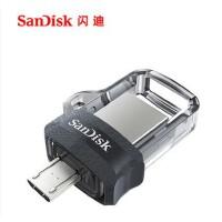 闪迪手机U盘16g 32g 64g USB3.0高速酷捷OTG闪存盘双接口电脑两用U盘安卓