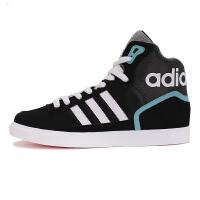 Adidas阿迪达斯三叶草  EXTABALL W女子运动高帮休闲鞋  BY2333  现