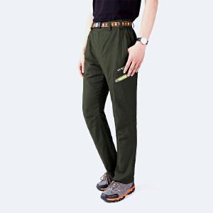 AIRTEX/亚特  速干吸湿排汗 修身快干长裤男士 英国时尚户外
