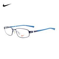NIKE耐克运动近视眼镜框男女款 商务超轻全框眼镜架眼睛NIKE6057