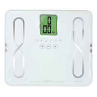 多利科(dretec) 脂肪秤 高端体重秤 电子称 日本进口BS-229