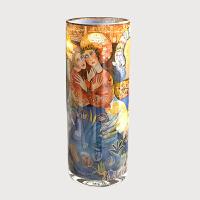 德国高宝Goebel进口玻璃花瓶 欧式艺术品客厅装饰品花瓶摆件