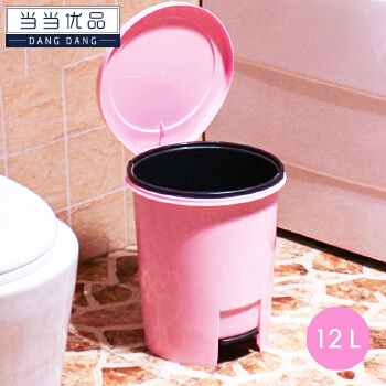大号脚踏式家用垃圾桶
