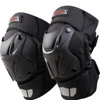 男骑车护腿骑士装备K15  摩托车骑行护膝  机车保暖防风防摔护具
