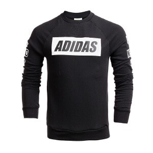 ADIDAS阿迪达斯男装 NEO运动休闲套头针织卫衣  AB3456
