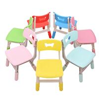 育才 环保塑料宝宝椅子 靠背椅 幼儿园专用儿童学习桌椅 加厚