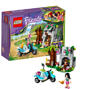 [当当自营]LEGO 乐高 Friends好朋友系列 丛林急救摩托车 积木拼插儿童益智玩具 41032