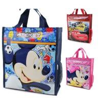 迪士尼/米奇米妮公主手提袋/补习袋/饭盒袋儿童卡通拎包