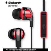 skullcandy Smokin Buds 2 入耳式耳机 魔音面条耳机耳塞式重低音