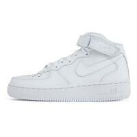 Nike耐克女鞋 AIR FORCE 1空军一号板鞋  366731-100  现