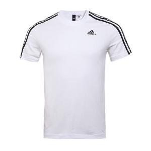 Adidas阿迪达斯  男装运动训练透气短袖T恤  S98716/S98717