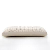 绚典家纺 记忆枕头颈椎枕头芯 乳胶枕头 泰国天然乳胶颗粒面包枕